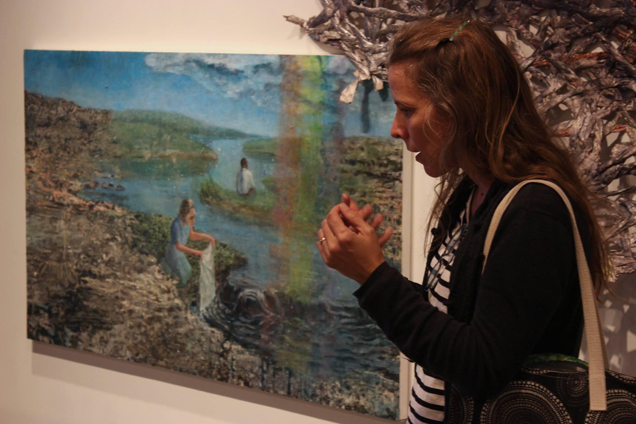 AKUKO UWA - NPU Art Faculty Exhibition