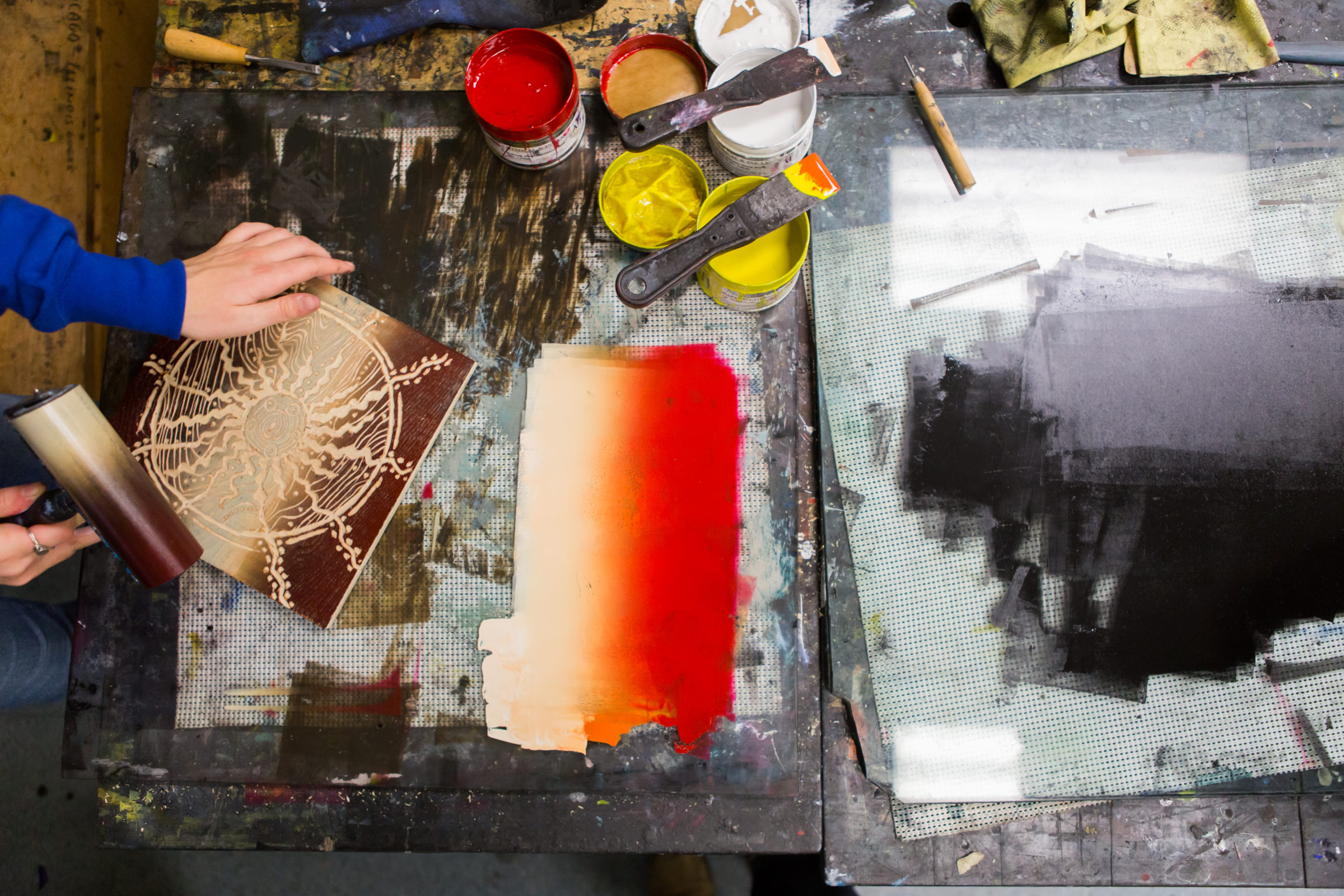 Art Department featured image background