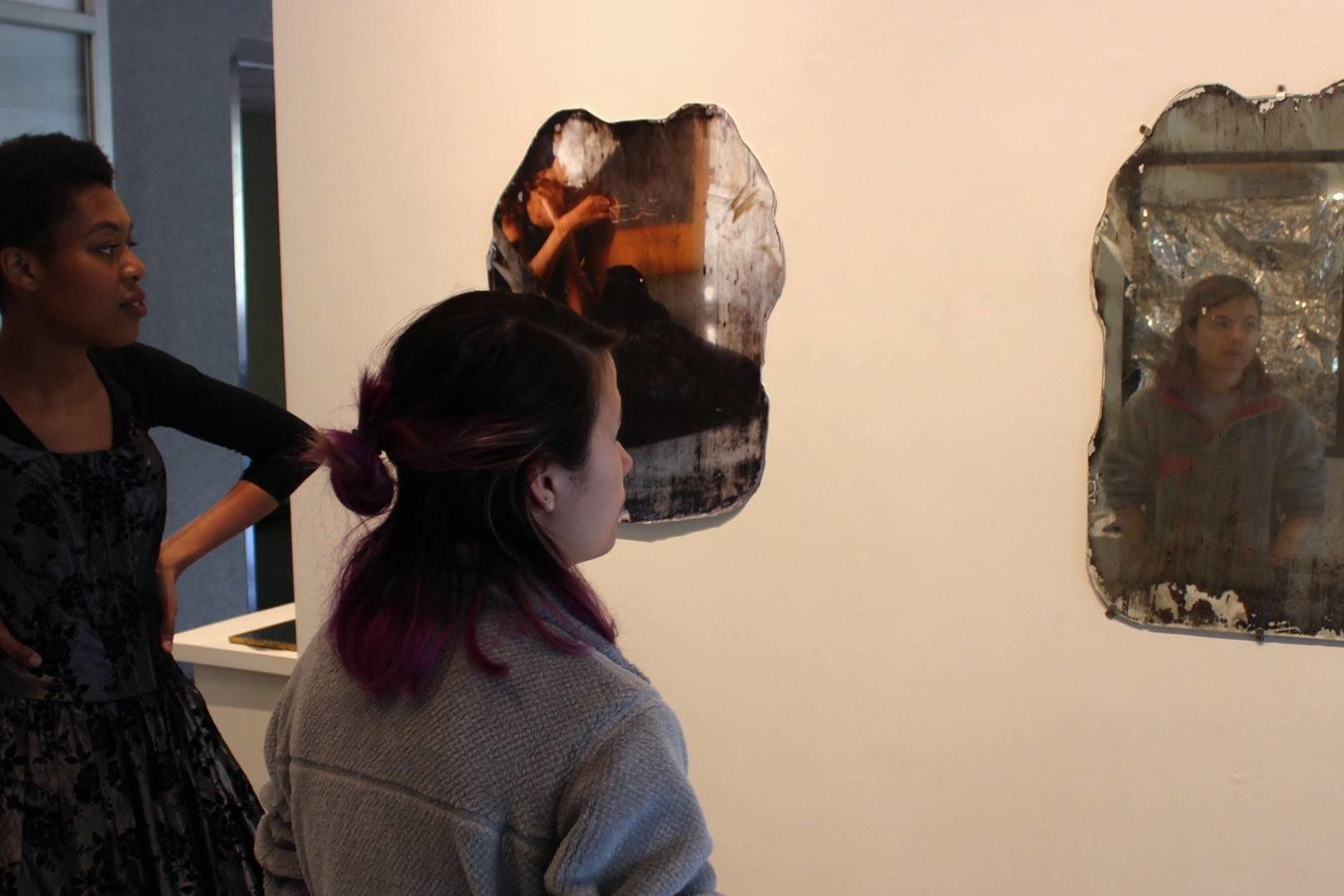 Faith-Marie Zamblé - Senior Exhibition