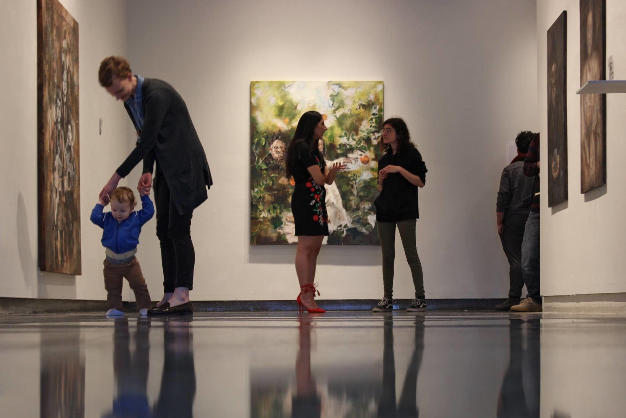 Jeanette Habash - Senior Exhibition