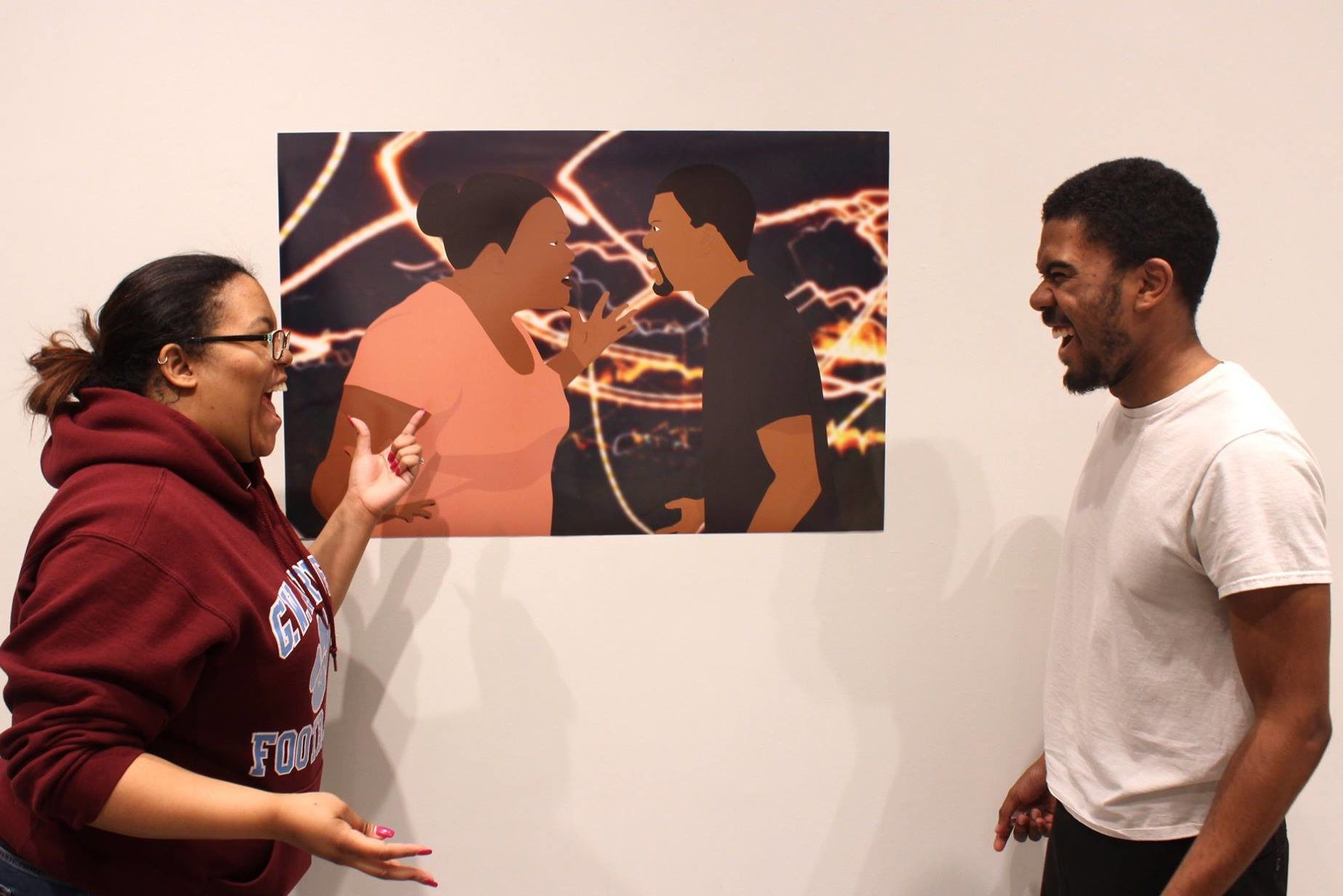 Justin Judell Davis - Senior Exhibition