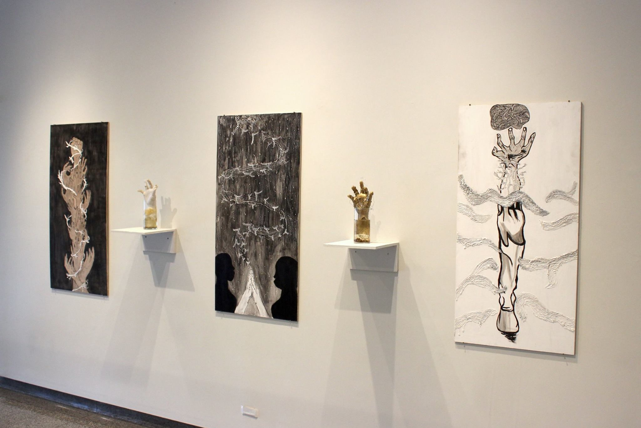 Lovely Hernandez Garcia - Senior Exhibition