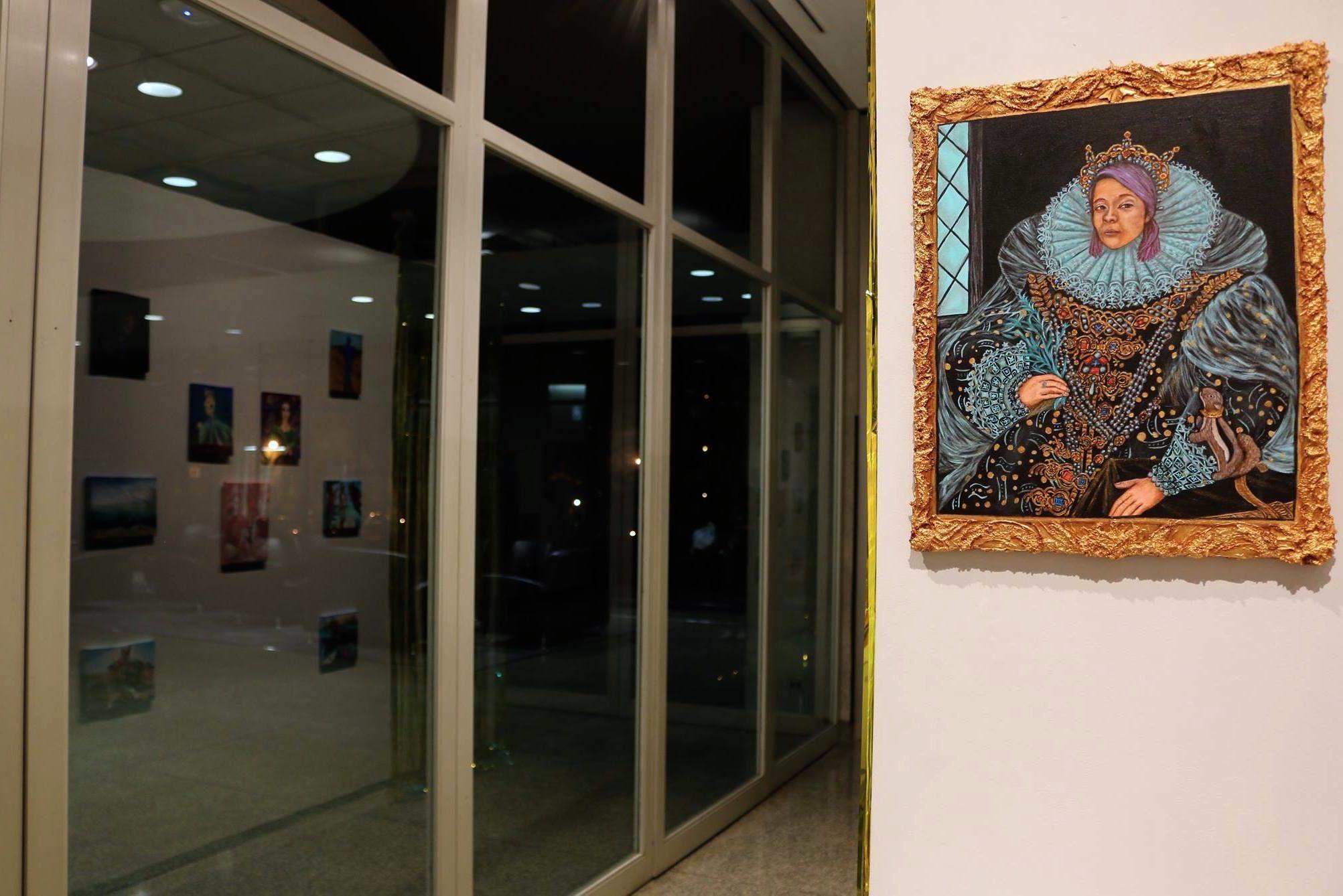 Mia Larson - Senior Exhibition