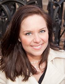 Stina Dufour, Scandinavian Studies alumnus