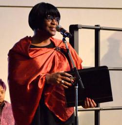 Rev. Velda Love