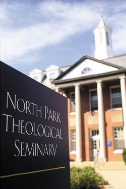 Nyvall Hall North Park Theological Seminary
